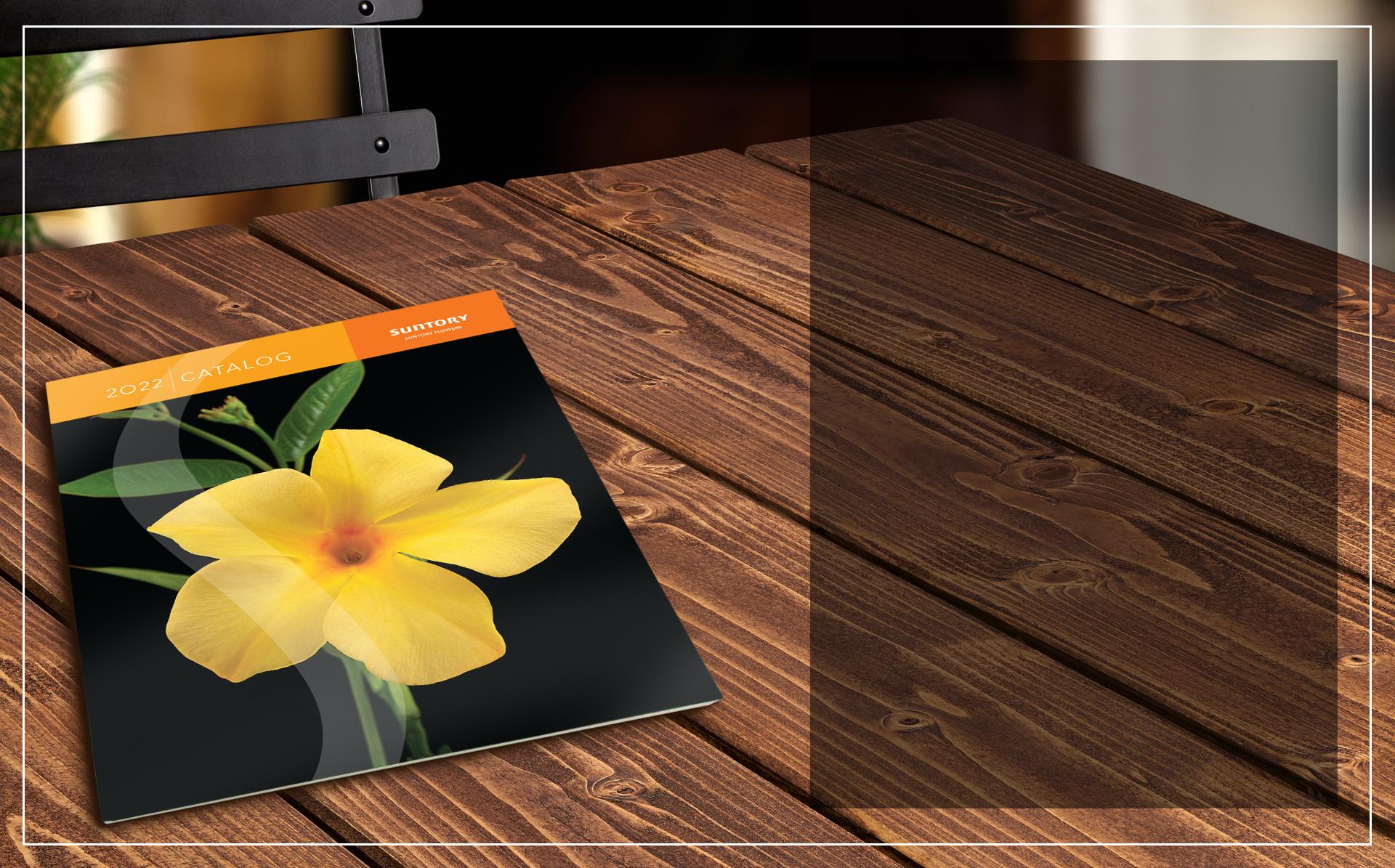 Suntory flower source book